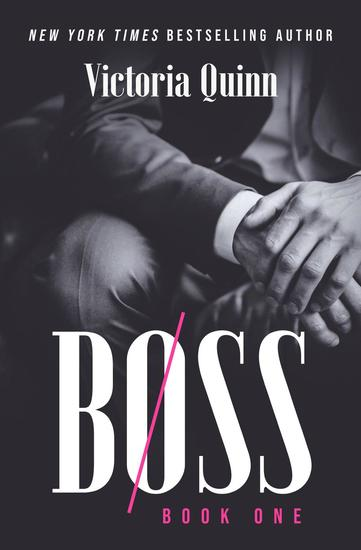 Boss Book One - Boss #1 - cover