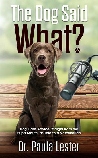 """The Dog Said What? - The """"Said What?"""" Series #2 - cover"""