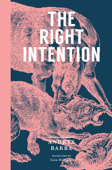The Right Intention - cover