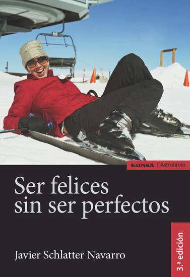 Ser felices sin ser perfectos - cover