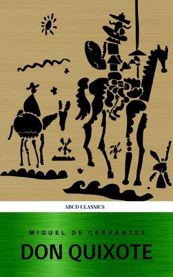 Don Quixote (ABCD lassics) - cover