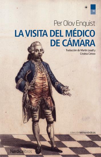 La visita del médico de cámara - cover