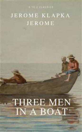 Three Men in a Boat - cover