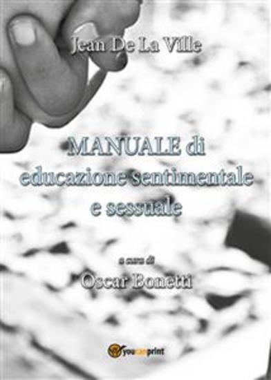 Manuale di educazione sentimentale e sessuale - cover