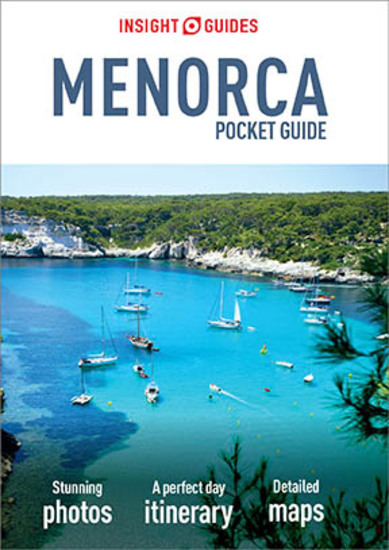 Insight Guides Pocket Menorca (Travel Guide eBook) - cover