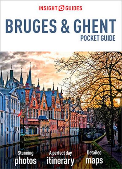 Insight Guides Pocket Bruges & Ghent (Travel Guide eBook) - cover