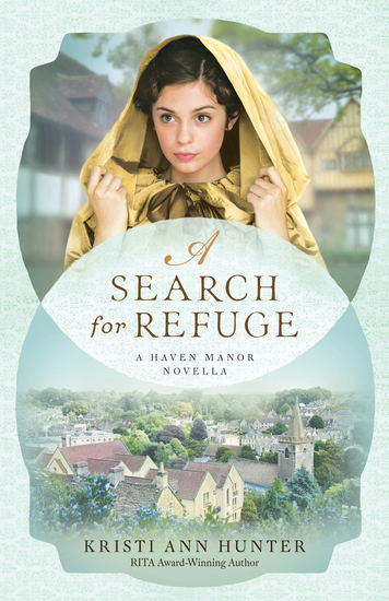 A Search for Refuge (Haven Manor) - A Haven Manor Novella - cover