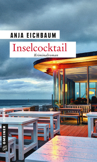 Inselcocktail - Kriminalroman - cover