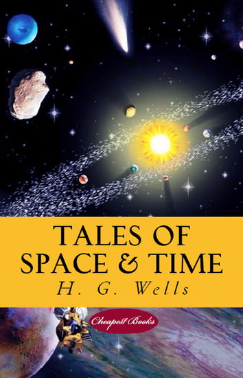 Tales of Space and Time - cover
