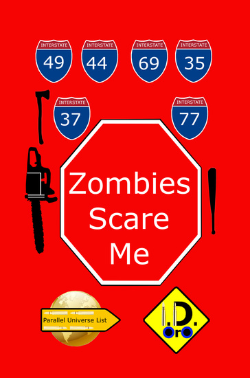 Zombies Scare Me - cover