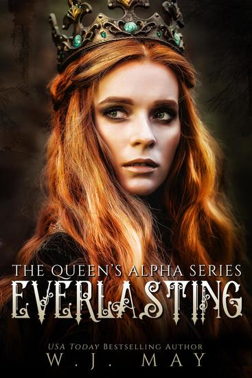 Everlasting - The Queen's Alpha Series #2 - cover