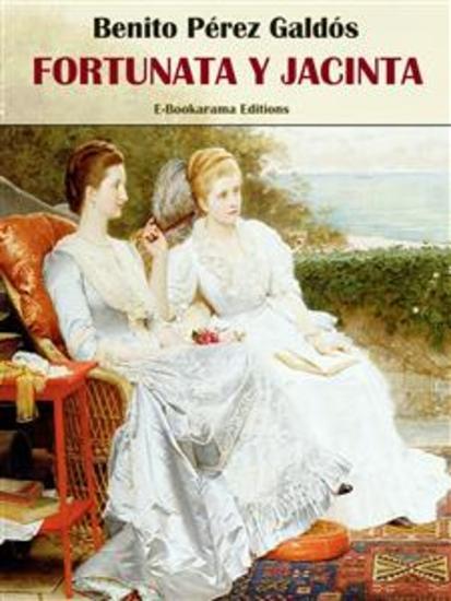 Fortunata y Jacinta - cover