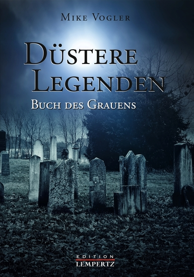 Düstere Legenden - Buch des Grauens - cover