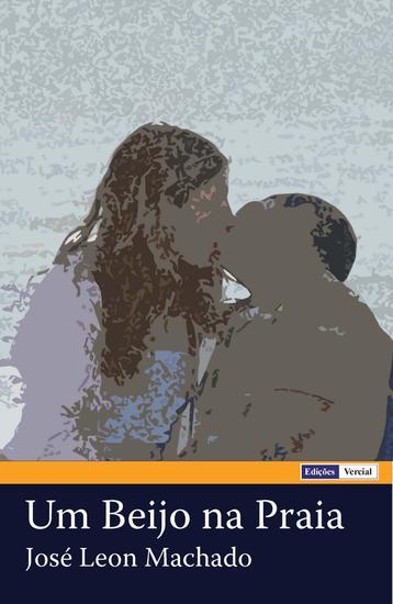 Um Beijo na Praia - cover