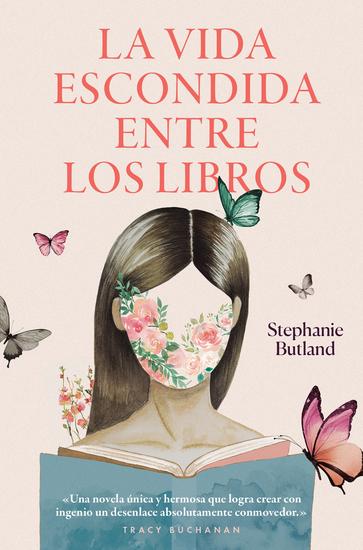 La vida escondida entre los libros - cover
