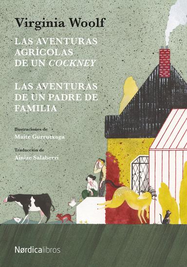 Las aventuras agrícolas de un Cockney - cover