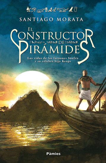 El constructor de pirámides - cover