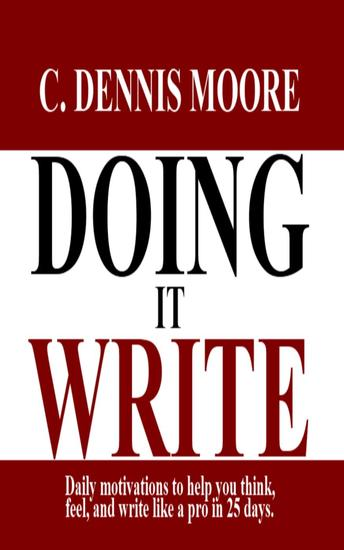 Doing it Write - cover