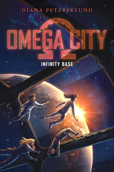 Omega City: Infinity Base - cover