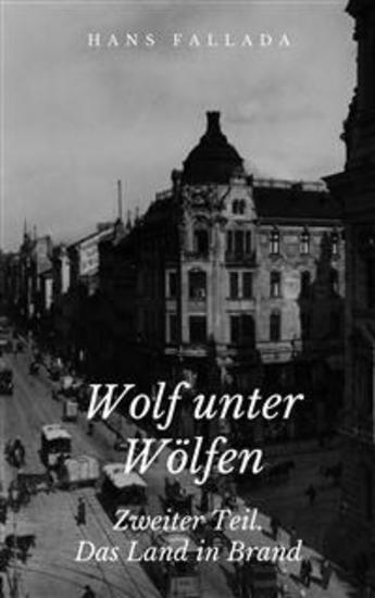 Wolf unter Wölfen - Zweiter Teil Das Land in Brand - cover