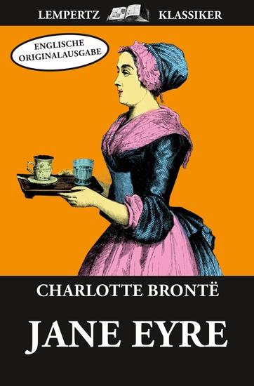 Jane Eyre - Englische Originalausgabe - cover