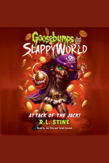 Goosebumps Slappyworld #2 - Attack of the Jack! - cover