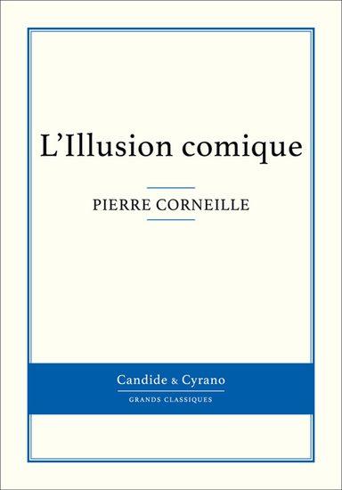 L'Illusion comique - cover
