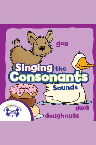 Singing the Consonant Sounds - cover