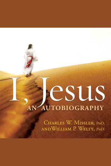 I Jesus: An Autobiography - cover