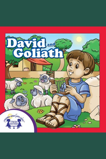 David and Goliath - cover
