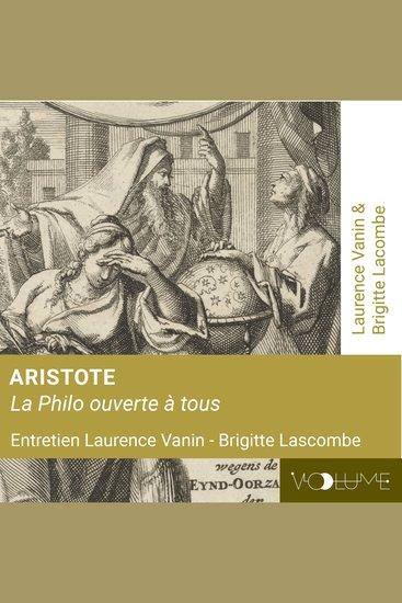 Aristote - Philo ouverte à tous - cover