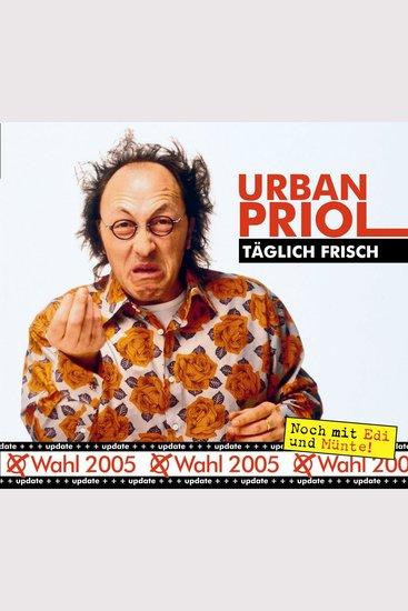 Täglich Frisch - Update zur Wahl 2005 - cover