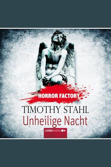 Unheilige Nacht - Horror Factory 14 - cover