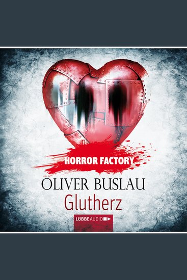 Glutherz - Horror Factory 11 - cover