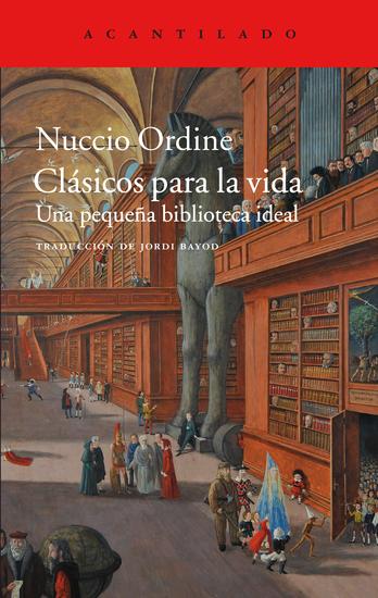 Clásicos para la vida - Una pequeña biblioteca ideal - cover