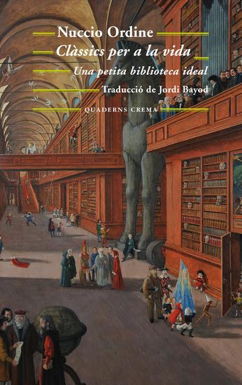 Clàssics per a la vida - Una petita biblioteca ideal - cover