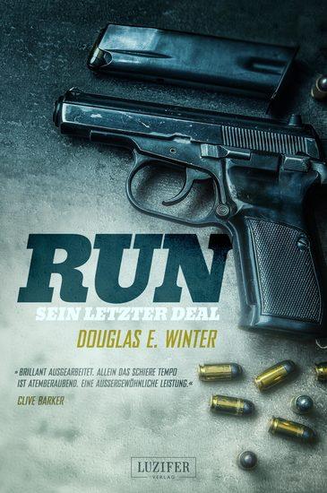 RUN - Sein letzter Deal - Thriller - cover