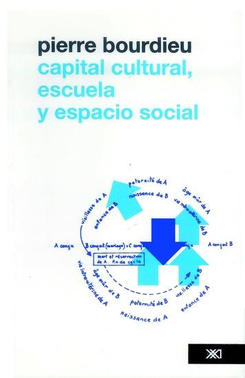 Capital cultural escuela y espacio - cover
