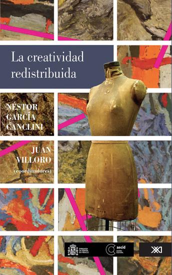 La creatividad redistribuida - cover