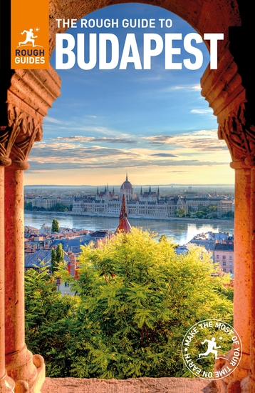 The Rough Guide to Budapest - cover