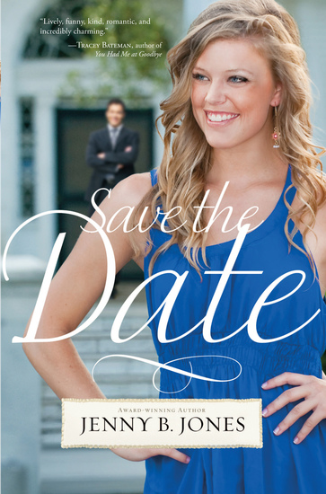 Save the Date - cover
