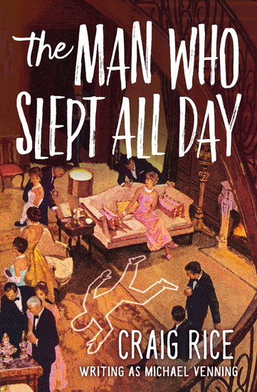 The Man Who Slept All Day - cover
