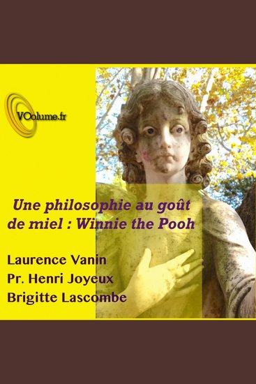 La Philo ouverte à tous: Philo au goût de miel- Winnie l'Ourson - cover