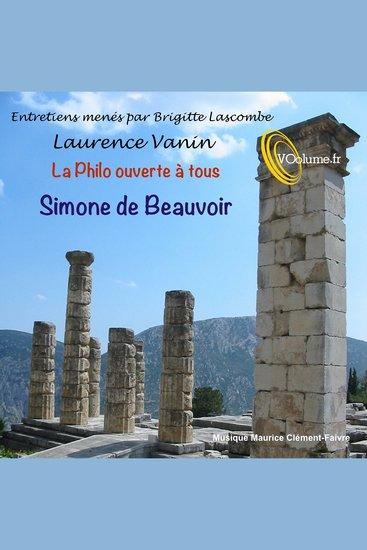 Simone de Beauvoir - cover