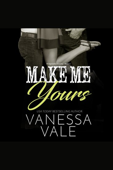 Make Me Yours - cover