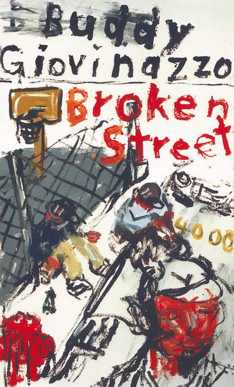 Broken Street - cover