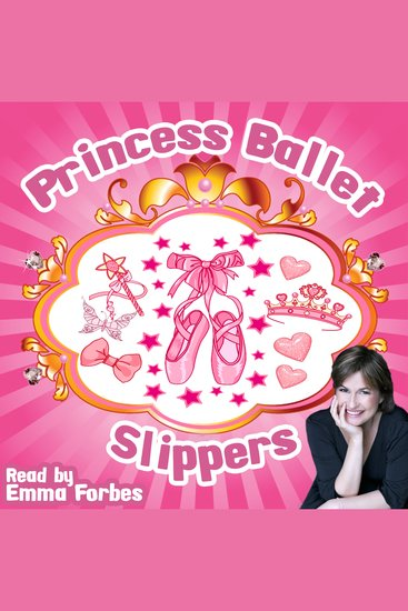 Princess Ballet Slippers - cover