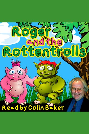 Roger and the Rottentrolls - cover