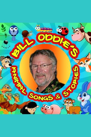 Bill Oddie's Animal Songs & Stories - cover