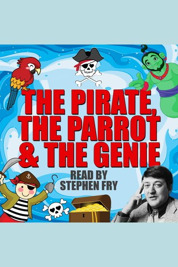 The Pirate Parrot & The Genie - cover